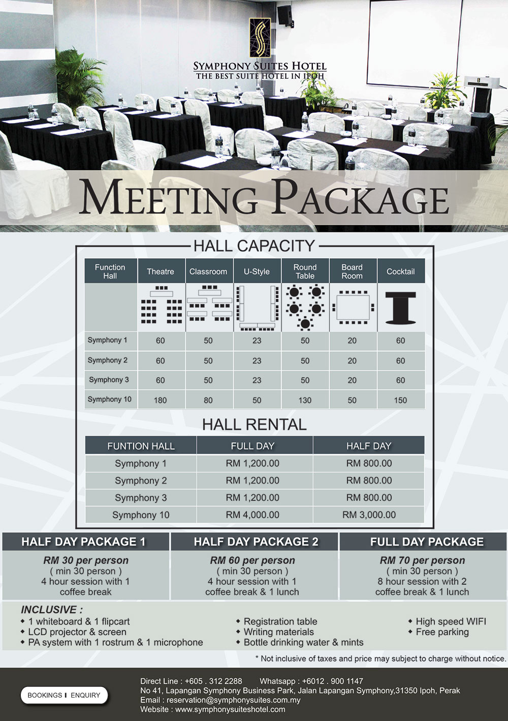 Meeting-Package